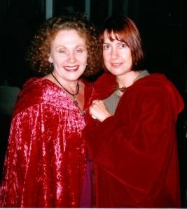 Carole & K