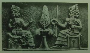 Inanna and Dumuzi