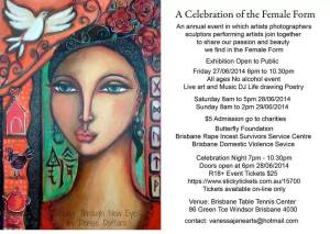 celebration of female form